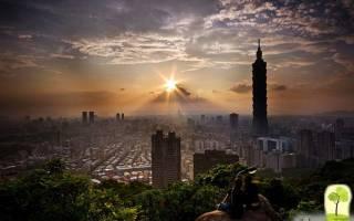 Тайбэй 101, Китай — обзор