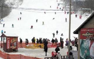Протасов Яр — обзор и отзывы лыжного курорта Украины
