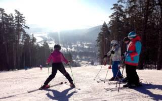 Обзор и отзывы лыжного курорта Евразия (Куса)