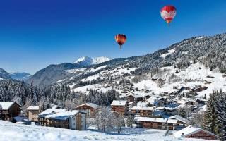 Тинь — обзор и отзывы лыжного курорта Франции