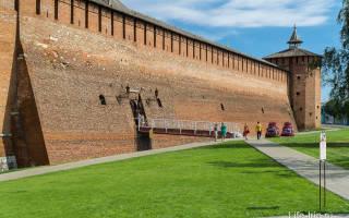 Россия что посмотреть в Коломне