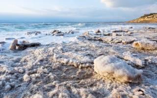 Мертвое море — что посмотреть по городам Иордании