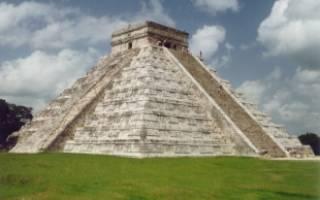 Пирамида Кукулькана, Мексика — обзор
