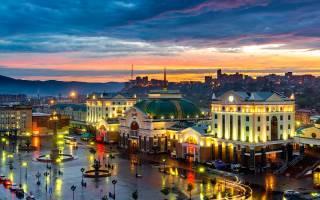 Россия что посмотреть в Красноярске