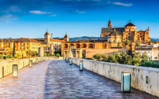Исторический центр города Кордова, Испания — обзор