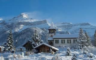 Ле Диаблере — обзор и отзывы лыжного курорта Швейцарии