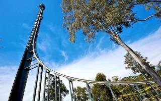Горка Башня страха 2, Австралия — обзор