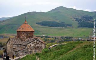 Севан — что посмотреть по городам Армении