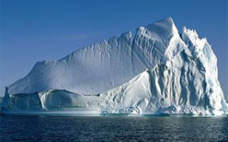 Река Петерманн, Гренландия — обзор