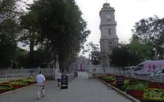 Дворец Долмабахче, Турция — обзор