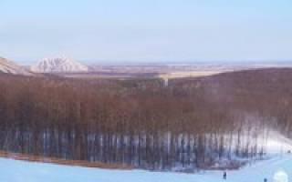 Обзор и отзывы лыжного курорта Куш-Тау (Шиханы)