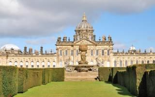 Замок Ховард, Великобритания — обзор