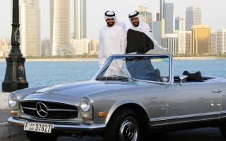 Цветочные часы в Абу-Даби, ОАЭ — обзор