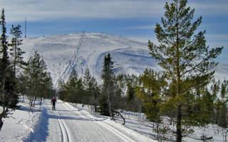 Юлляс  — обзор и отзывы лыжного курорта Финляндии