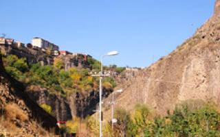 Арзни — что посмотреть по городам Армении