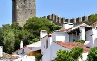 Обидуш, Португалия — обзор