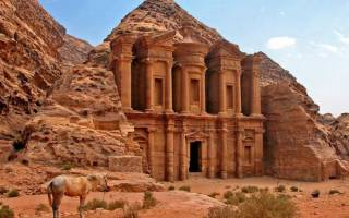 Вади Рам, Иордания — обзор