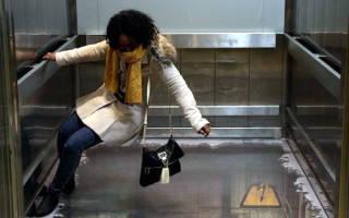 Лифт без дна, Великобритания — обзор