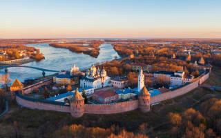 Россия что посмотреть в Великом Новгороде