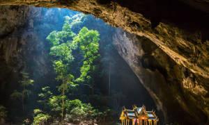 Пещера Прая Након, Таиланд — обзор