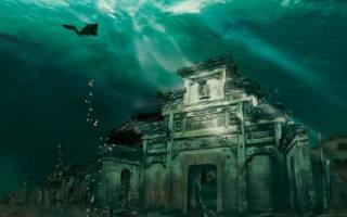 Города Ши Чен и Хэ Ченг, Китай — обзор