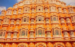 Дворец Ветров, Индия — обзор