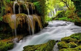 Водопад Дюден, Турция — обзор