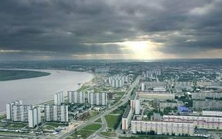 Россия что посмотреть в Нижневартовске