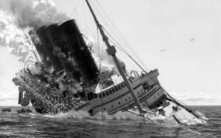 Замершие катастрофы. Останки кораблекрушений доступные для осмотра — обзор