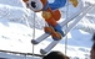 Джингуетан — обзор и отзывы лыжного курорта Китая