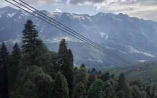 Обзор и отзывы лыжного курорта Газпром — Альпика