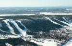 Оунасваара — обзор и отзывы лыжного курорта Финляндии