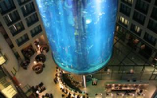 Лифт Long Island Business Center, США — обзор