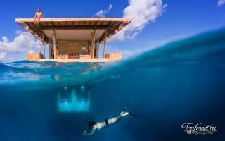 Отель на воде Punta Caracol, Панама — обзор