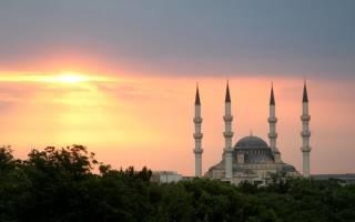 Мечеть Эртогрулгазы, Туркменистан — обзор