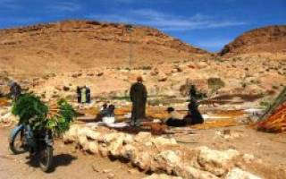 Эрфуд — что посмотреть по городам Марокко