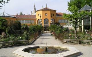 Ботанический сад в городе Падуя, Италия — обзор