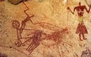 Пещера Тадрарт-Акакус, Ливия — обзор