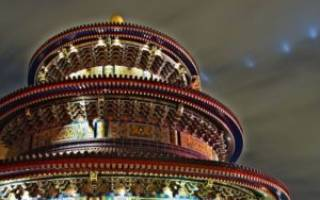 Храм Неба, Китай — обзор
