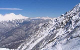 Обзор и отзывы лыжного курорта Лаго-Наки