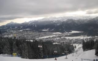 Бялка Татранска — обзор и отзывы лыжного курорта Польши