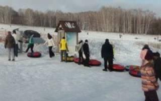 Обзор и отзывы лыжного курорта Ташла