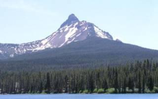 Гора Вашингтон, США — обзор