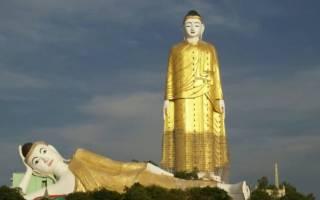 Лечжун Сасачжа, Мьянма — обзор