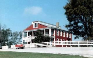 Вилла Crenshaw House, США — обзор