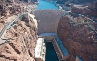 Река Колорадо, США — обзор