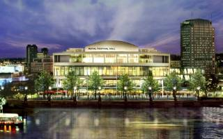 Концертный зал Кадоган Холл, Англия — обзор