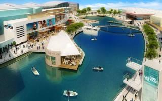 Торговый центр Puerto Venecia, Испания — обзор