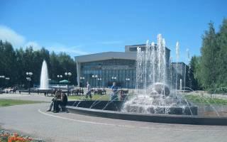 Россия что посмотреть в Сыктывкаре