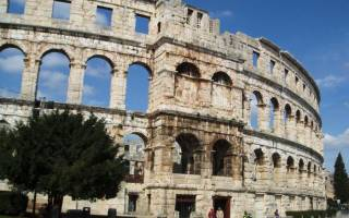 Пула — что посмотреть по городам Хорватии